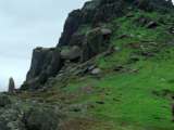 Saddle (Ahch-To)