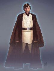 Luke ghost