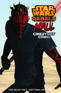 Maul Cinestory Comic
