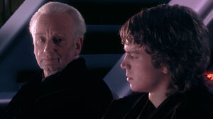 Palpatine&Anakin