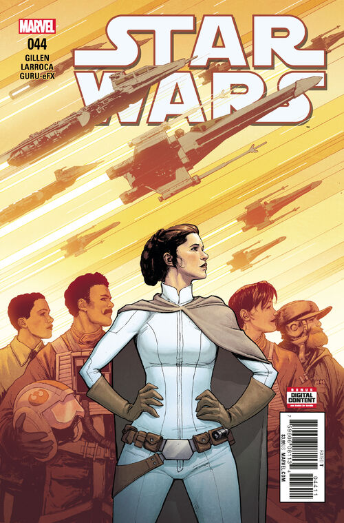 Image result for STAR WARS #44