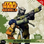 TIE Fighter Trouble Cover