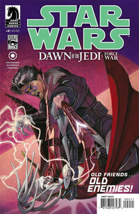 Dawn of the Jedi - Force War 2
