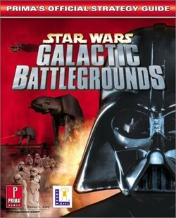 Galactic Battlegrounds - Prima's Official Strategy Guide