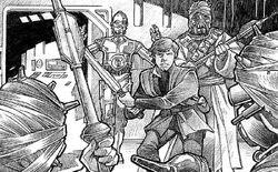 Luke Skywalker Eye of Palpatine