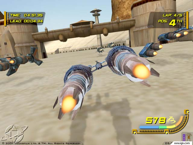 Star wars pod racer revenge characters dating
