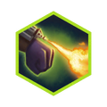 Uprising Icon Directional Flamethrower 03