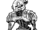 JV-Z1/D butler droid