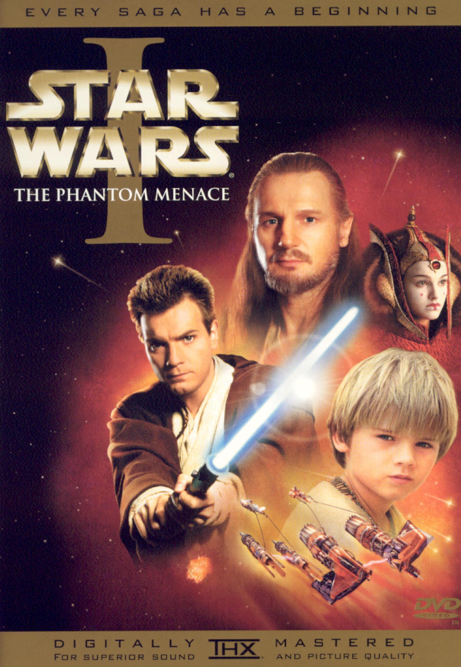 *NEW* Star Wars Wall Poster Movie Film Phantom Menace Battle Episode 1