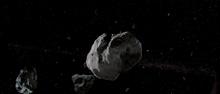 Hoth Asteroid Belt TESB