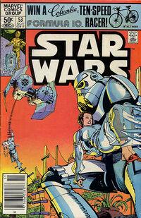 Star Wars 53 - The Last Gift From Alderaan