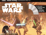 Attack of the Clones Read-Along Storybook and CD