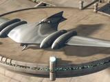 J-type diplomatic barge