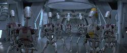 OOM droids TPM