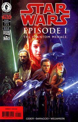 Star Wars Episode I - The Phantom Menace 1