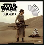 TheForceAwakensReadAlongStorybookAndCD-Paperback
