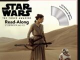 The Force Awakens Read-Along Storybook and CD