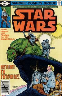 Star Wars 31 - Return to Tatooine
