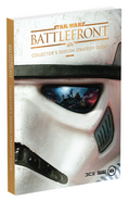 Star Wars Battlefront Strategy Guide Collectors Edition-Front Cover