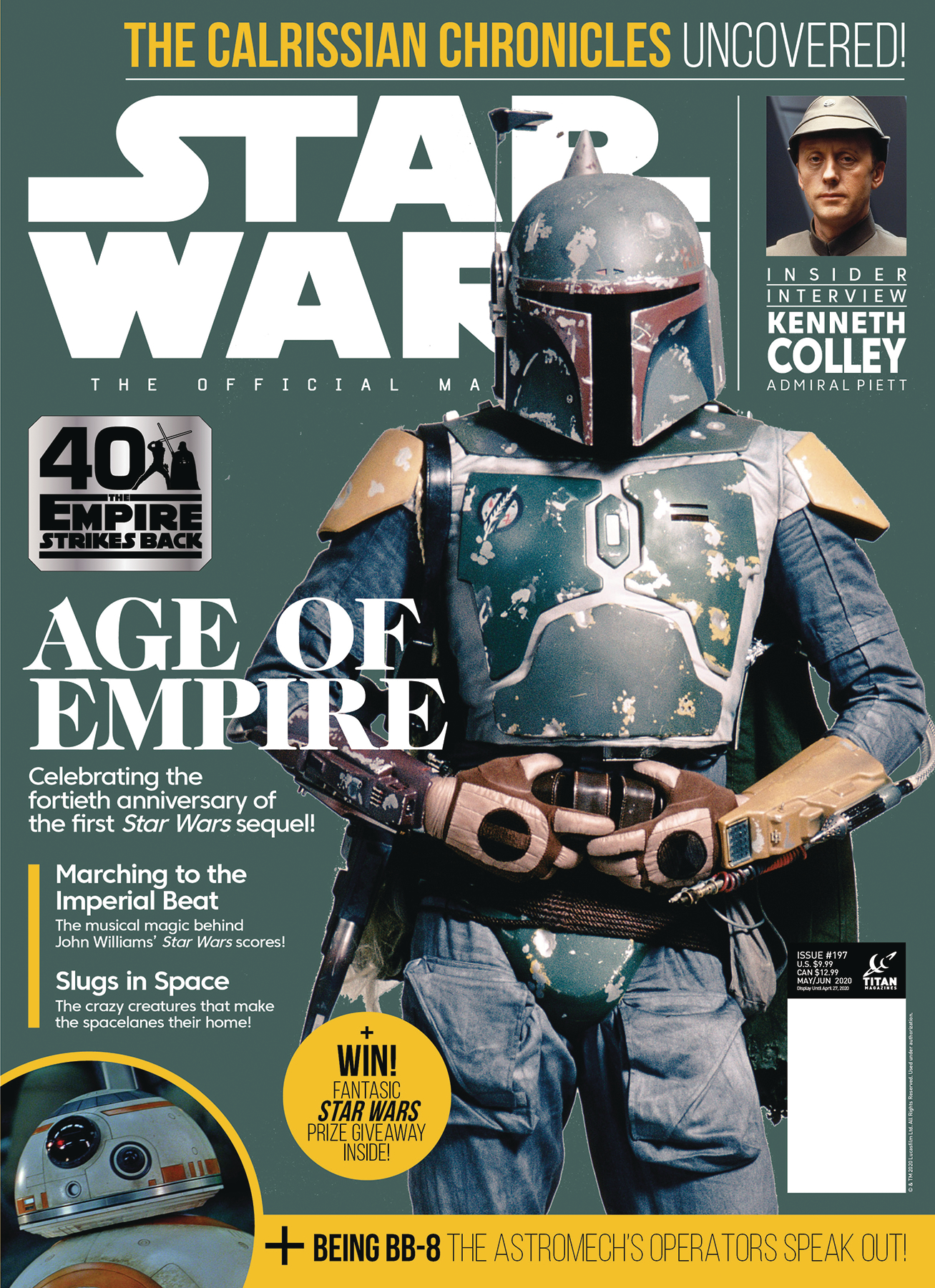 Star Wars Insider 197 Wookieepedia Fandom