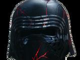 Kylo Ren's helmet