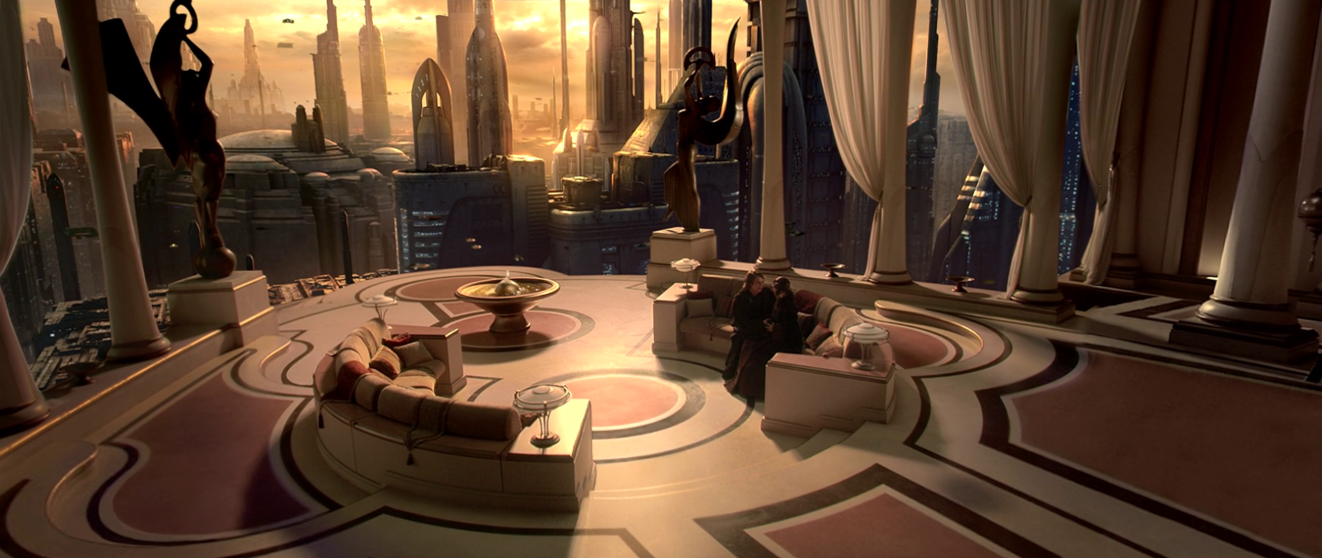 Padmé S Apartment