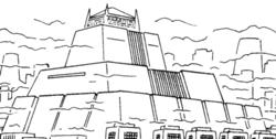 Palazzo del Governatore Eriadu
