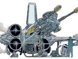 T-65BR X-wing reconnaissance starfighter