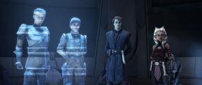 Saw Lux Anakin Ahsoka Jedi Temple