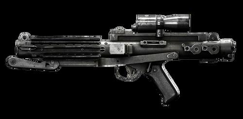 E 11 Blaster Rifle Wookieepedia Fandom Powered By Wikia