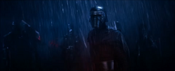 Kylo of the Knights of Ren