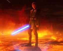Młody Darth Vader
