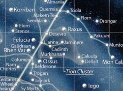 Tion Cluster TEA