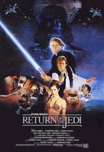 Star Wars Episode Vi Jediridderen Vender Tilbake Vaderpedia Fandom