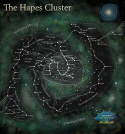 HapesClusterMap-TEA