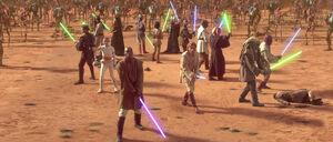 Jedi circle