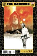 Poe Dameron 13 Star Wars 40th Anniversary