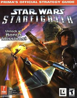 Starfighter - Prima's Official Strategy Guide