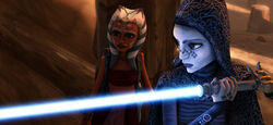 Ahsoka Barriss