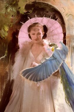 Amidala painting-BF2