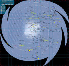 Map of the Star Wars Galaxy 2