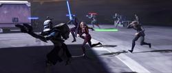SkywalkersGroupRushesIn