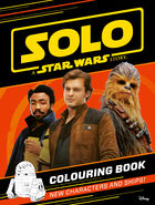 Solo Colouring Book