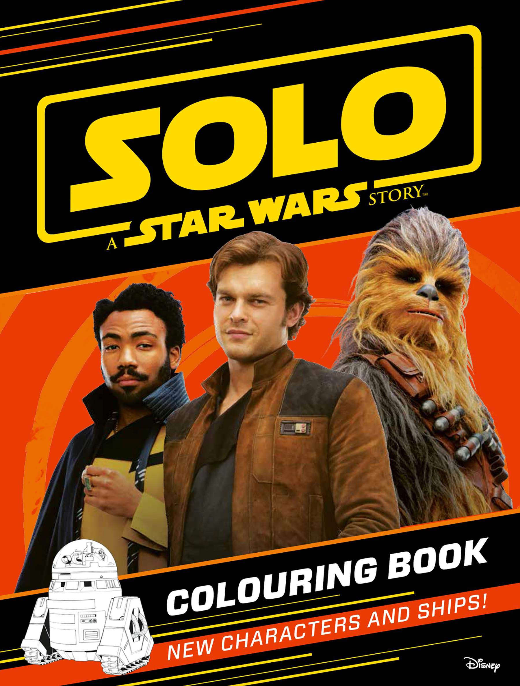 Solo A Star Wars Story Coloring Book Wookieepedia Fandom