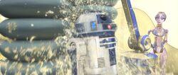 Spa R2 D2