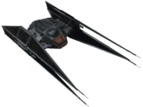 TIE/vn space superiority fighter