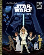 A New Hope Big Golden Book