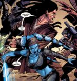 Aayla and Quin Ord Mantell
