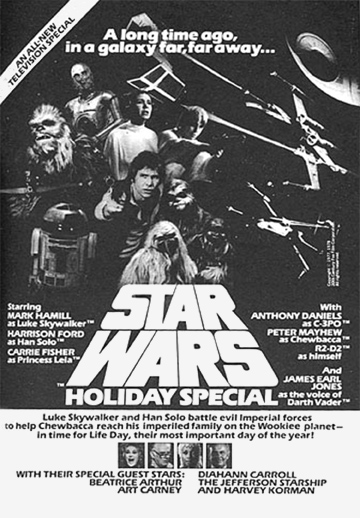 The Star Wars Holiday Special Wookieepedia Fandom