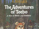 The Adventures of Teebo: A Tale of Magic and Suspense